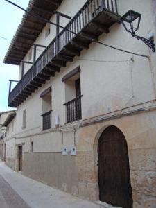 Casa Palacio llana - La Cerollera