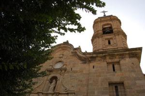 Vista iglesia Cerollera